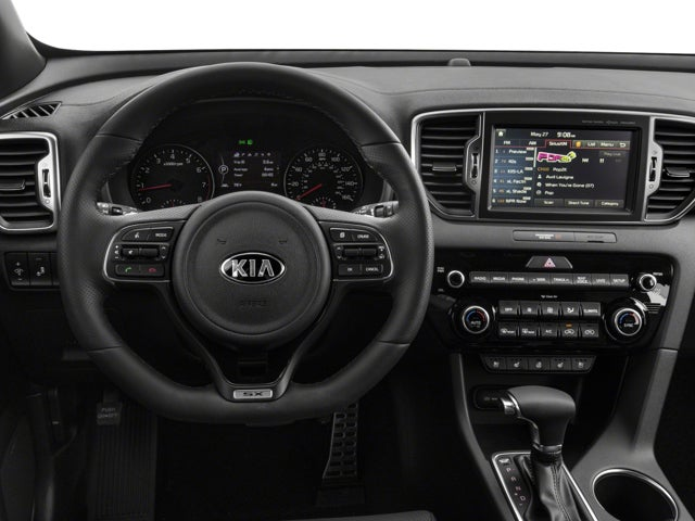 2018 Kia Sportage Sx Turbo In Venice Fl Sunset Of