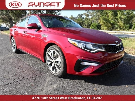 2019 Kia Optima S In Venice Fl Sunset Of
