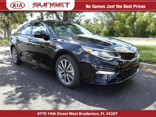 2019 Kia Optima Ex In Venice Fl Sunset Of